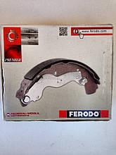 Колодки гальмівні, барабанні (пр-во FERODO), FSB639