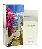 Женская туалетная вода Dolce&Gabbana Light Blue Escape to Panarea 100 ml