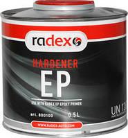 Отвердитель для эпоксидного грунта RADEX EP hardener  0.5л  800100