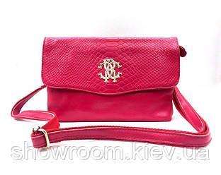 Клатч - сумка в стиле Roberto Cavalli (1011) red