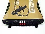 Усилитель Cougar 600.4 2000Вт 4-х канальный , фото 3