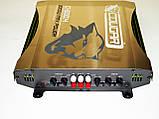 Усилитель Cougar 600.4 2000Вт 4-х канальный , фото 4
