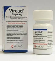 Виреад купить в Украине. Viread цена