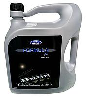 Масло моторное Ford Formula F- Fuel Economy 5W-30 5л