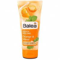 "Balea душ - пилинг ""Апельсин - мята"", 200 мл"