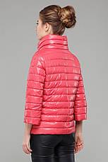 Весенняя короткая куртка на синтепоне   Nui Very (Нью вери) фарида , фото 3