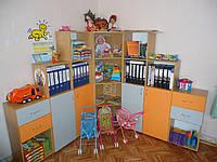 Игровая стенка для детского садика