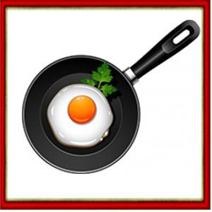 Сковородки, сковороды, блинные сковородки