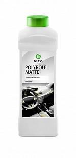 Полироль очиститель пластика «Polyrole Matte» матовый блеск 1л