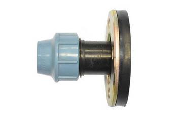 Фланец для полиэтиленовой трубы 40*1 1/2 unidelta