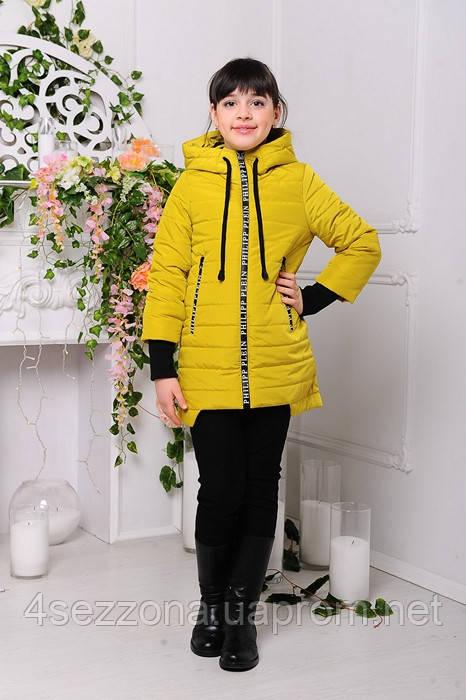 Куртка для девочки Вилена  продажа 6c888571c9152