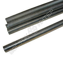 Шпилька M48x1000 DIN 975 класс прочности 5.8   Размеры, вес, фото 2
