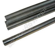 Шпилька M12x1000 DIN 975 класс прочности 5.8 | Размеры, вес, фото 2