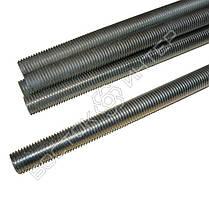 Шпилька M12x1000 DIN 975 класс прочности 5.8   Размеры, вес, фото 2