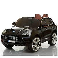 Детский электромобиль Porshe M 3289 EBLRS-2 с кожаным сиденьем, автопокраска***