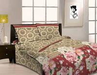 Семейный комплект постельного белья бязь -4022/1 Персиская принцесс