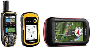 Туристичні GPS-навігатори