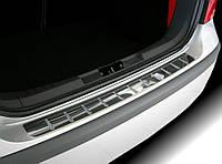 накладка на зад бампер Ford Fusion