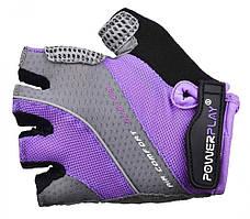 Велоперчатки PowerPlay 5023-A женские