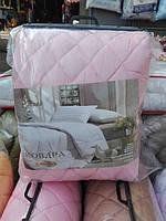 Одеяло силиконовое полуторное  холофайбер