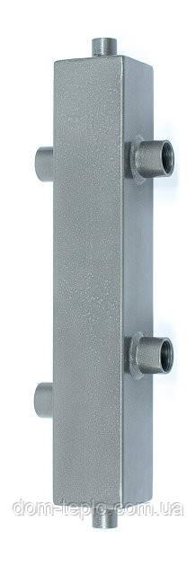 Гидрострелка в сборе (гидровыравневатель,гидравлический разделитель) Hidromix до 50 кВт