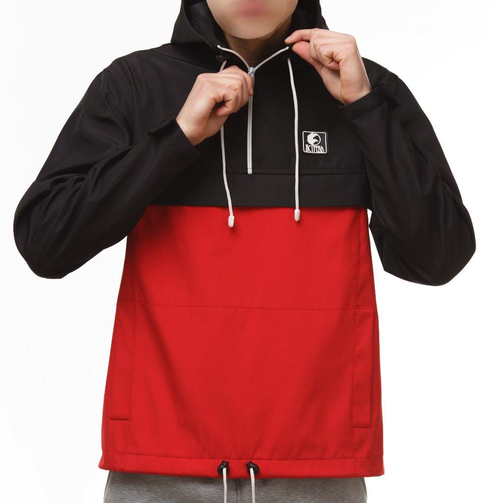 анорак куртка мужская купить