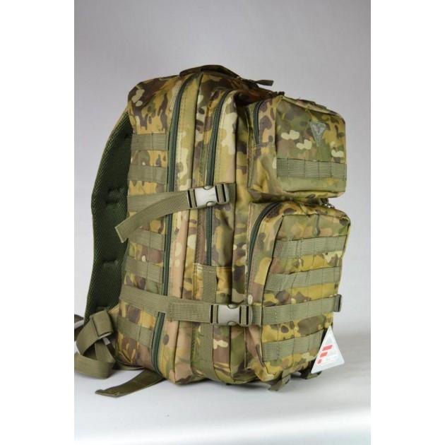 Рюкзак армейский камуфляжный мультиикам Camo