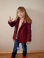 Детская красивая куртка-парка весна/осень (расцветки)