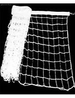 Cетка волейбольная  х/б , 4-х сторонняя,трос D=3,8mm 14*14cm