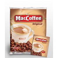 Кофе  растворимый   Maccoffee 3 в 1 Original, Маккофе 25 пакетиков