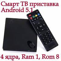 Смарт ТВ приставка Beelink X2 Android