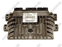 Блок управления двигателем б/у Рено Меган 3 237100120R, 237100943R