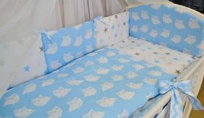 Постель для классических кроваток