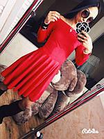 """Платье """"Вестерн"""" 5055(НИЛ)"""