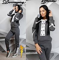 Теплый спортивный костюм к-3105344