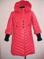 Демисезонная курточка- пальтишко на девочку . Размеры 110,  116 , 122, 128