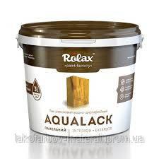 Лак панельный акриловый водно-дисперсионный «AQUALACK» Premium