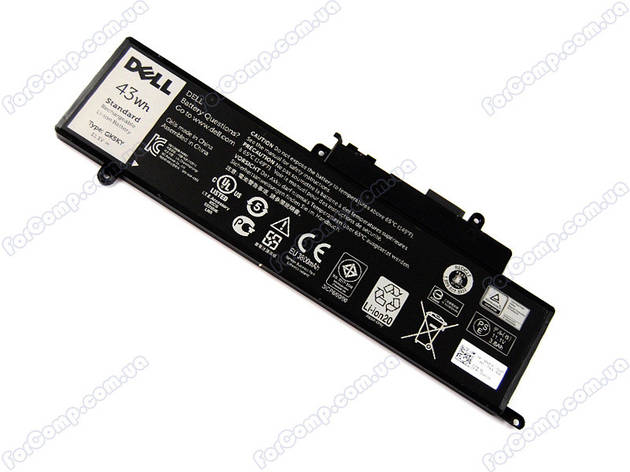 Батарея для ноутбука Dell GK5KY, фото 2