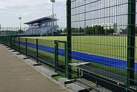 Забор из сварной сетки Техно-Пром 1630*2500