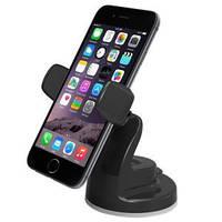Автодержатель iOttie Easy View 2 Universal Car Mount Holder for iPhone 5, 4S, Smartphone Black (HLCRIO115)