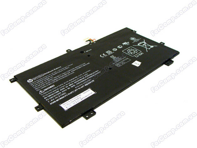 Батарея для ноутбука HP 11-H000, фото 2