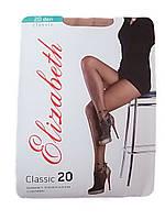 Женские колготки Elizabeth clasic 20 den natural