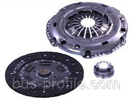 Комплект сцепления на VW LT 2.5TDI (80kw, примен. к 415019110) 2000-2006 — Luk (Германия) — 624311600