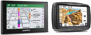 Авто/Мото GPS-навігатори