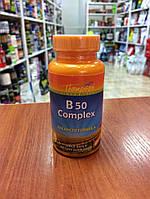 Витамины и минералы Thompson  complex B50 60 caps.