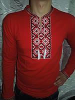 """Рубашка мужская с вышивкой """"Туман""""-4 (3)"""