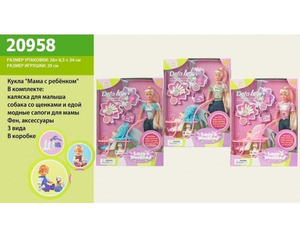 """Кукла """"Defa Lucy"""" 20958"""