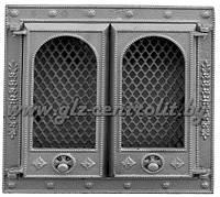 Портал каминный «Прибалтика» 550х550 мм 32,9 кг