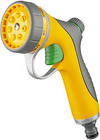 Пистолет-распылитель (металл.7-режимов, курок спереди) PALISAD LUXE