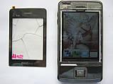 CDMA / GSM China MaxPhone C99, разбитый сенсор, фото 2
